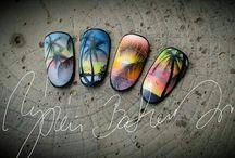 nechty palmy