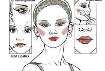 Maquillage danse