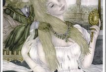 Adrienne Segur Illustrations