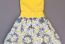vestidos para Gigi