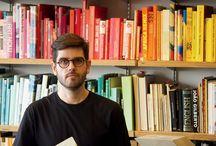 Lucas Simões | convidado especial / Lucas Simões é o convidado do mês para o Pinterest da Casa Vogue. Confira suas inspirações! | casavogue.com.br