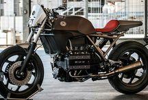 BMW k custom