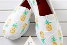 Cute diy clothes and shoes ideas