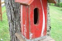 critter homes / by Teresa Timlin