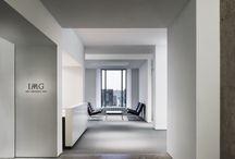RM 2008 IMG World Headquarters New York, New York 2007 - 2008 / RICHARD MEIER