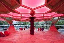 Pavillon // glow festival ideas