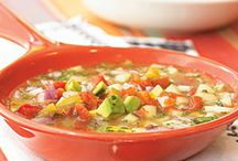 Gazpacho & Other Cold Soups / by Amy Lawson