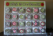 Advent Calendar Ideas / Here are some Christmas Advent Calendar ideas. I got sick of the yucky half melted ones you buy at the likes of Kmart, Big W etc.. Not only were they repetitive, they weren't really for anyone older than ten. I have a 16 year old and I think some of these would be much better than being forced to have a cartoon or bratz one again!