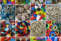 Kinder ideas - loose parts
