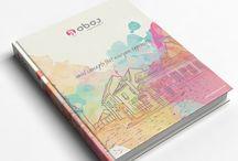 Abaj Electronics Diary Design