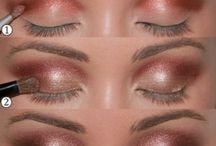 Makeup / by Monica Altamirano