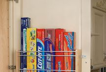 KITCHEN ORGANIZATION / by Paige Swain