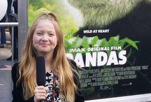 Pandas / KIDS FIRST! film reviews and interviews for Pandas