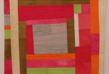 Small Art Quilts / Little pieces of textile art to inspire and please