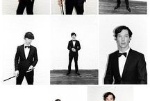 Sherlock/Benedict