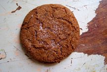 Cookies - Drop, Roll & Eat / Any kind of cookie that's not a bar cookie, baby!