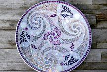 mozaiek patroon