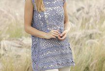 Crochet - Dresses