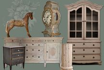 antiques / by Donna 'Wolf' Raymond