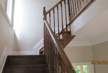 Stairs / We can design a step-by-step, cost-effective plan for you to receive efficient product for your house.