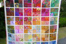 Quilts/scraps