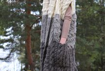 стильное вязание