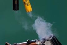 Clay Target Shooting / Shot Gun Shooting, Trap, Sporting & Skeet