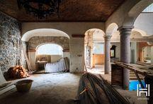Coyoacán 2 / Remodelación de Casa Habitación de 2 niveles, cuenta con estudio, 5 habitaciones, salón de juegos, alberca, sala, comer, cocina, salón de fiestas, 8 baños.