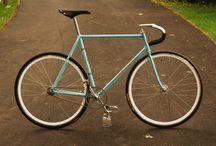 Bikes / by John Theus