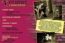 FIT Effect z Ursko Rihter