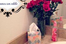 Kleenex Style / Disfruta los nuevos diseños de las cajas de Kleenex. #KleenexStyle / by Yadira - El Club de las Diosas