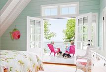 Beautiful new French door. / One of the best things you can do to make your home more appealing is to get rid of that old door and install a beautiful new French door.