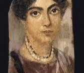 portraits antiques
