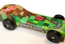 derby car