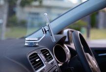 Ultima Model S in-car smartphone mount