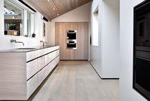 Spaces / pretty kitchen