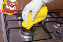 Beberapa Tips dan Cara Membersihkan Dapur, Tips Membersihkan Dapur
