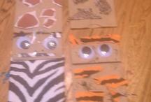 Preschool Safari Theme / by Andrea House Sarasin