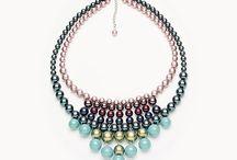 collares-perla doble