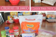 Pantry Challenge Meals