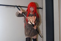 Shakugan no Shana Cosplay