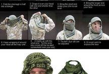 bufandas frío
