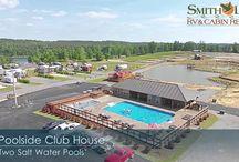Smith Lake RV & Cabin Resort / Smith Lake RV & Cabin Resort on Lewis Smith Lake in Alabama.