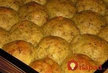 Přílohy z brambor