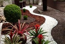 Ideas para diseñar tu jardín con piedras