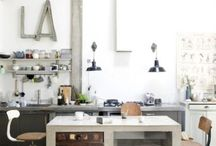KITCHEN ll Industrial look inspiration