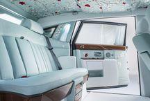 Automotive Interior Design. / Interior Design.