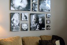 Home decorating / by Amanda Nickle