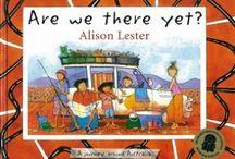 Alison Lester-Author study