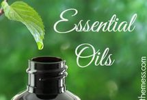 Cleaning with Essential Oils / Recipes to make your own cleaning products